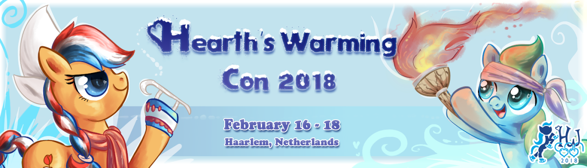 Hearths Warming Con